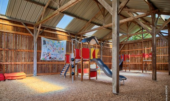 Camping Ker Yaoulet : services camping