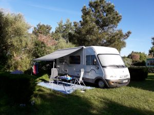 Camping Ker Yaoulet : emplacement