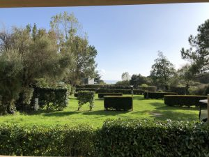 Camping Ker Yaoulet : emplacemet nu